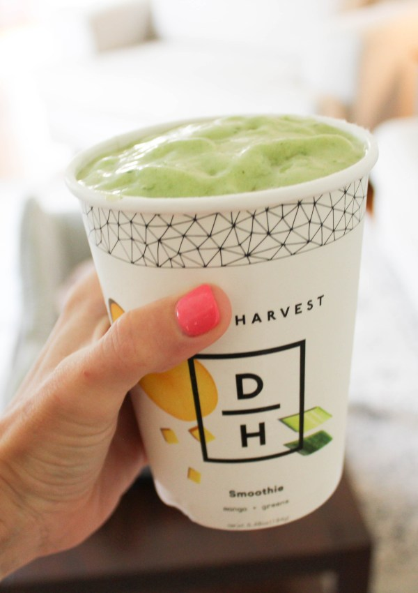 Daily Harvest Smoothies FTW