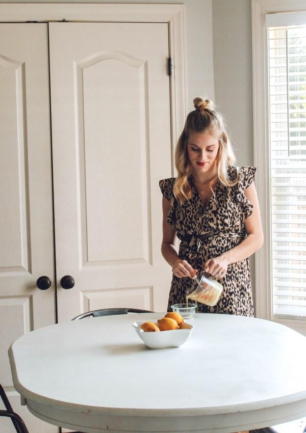 Dijion ACV Salad Dressing Recipe
