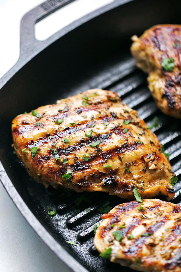 The Easiest Greek Grilled Chicken Recipe Little Spice Jar