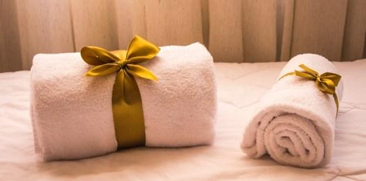 Two towels Photo by Rodolpho Zanardo from Pexels