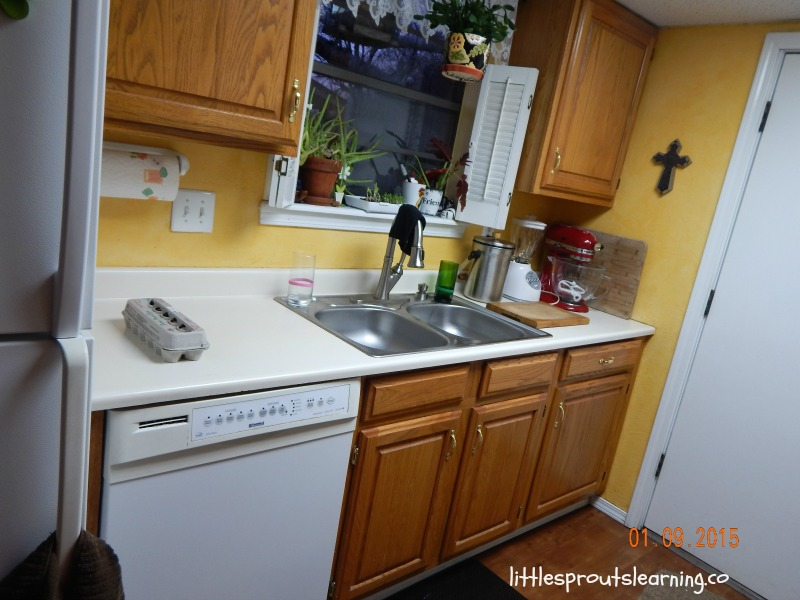 trash can kitchen cabinet sink cover impossibly tiny kitchen? 11 ways to make it work!