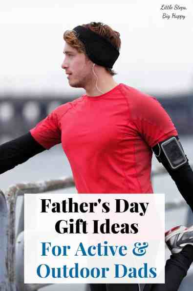 15+ Gifts for Dads Who Like to Workout