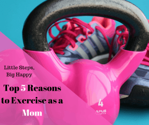 Exercise for moms