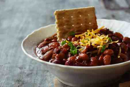 No-Cook Meal Prep Ideas: Chili