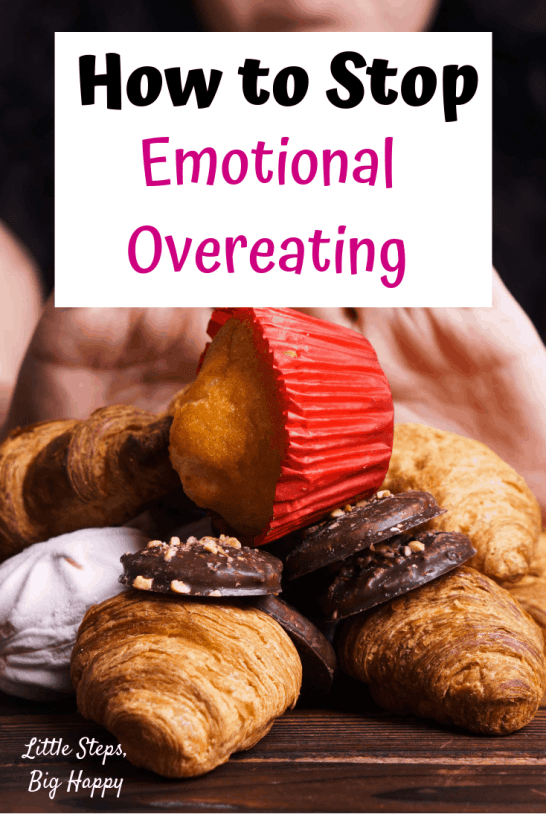 How to Stop Emotional Overeating
