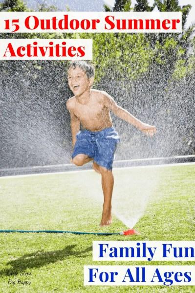 15 Fun Summer Activities for Active Families