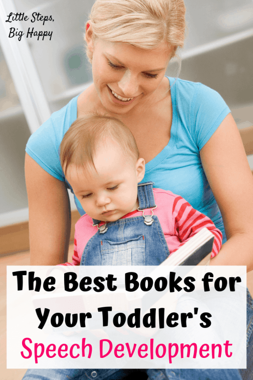 The Best Books for Your Toddler's Language Development