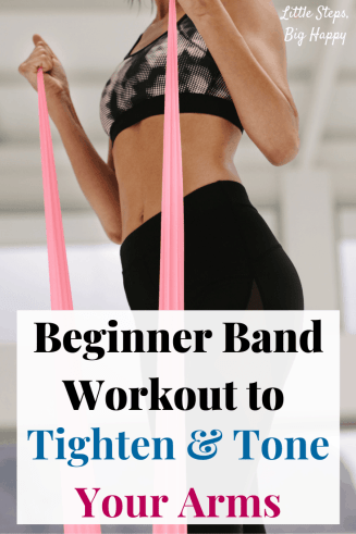Resistance Band Exercises for Arms