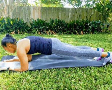 Forearm Plank