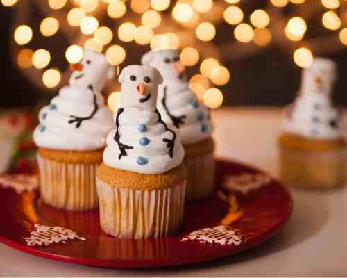 Indoor Christmas Activities for Families - Bake Christmas Desserts
