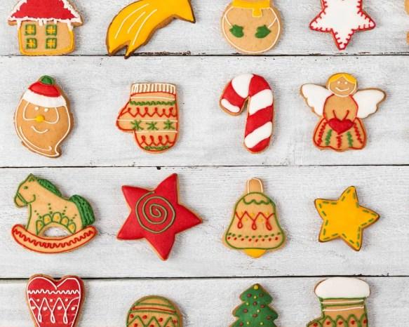 Indoor Christmas Activities for Families - Decorate Christmas Cookies
