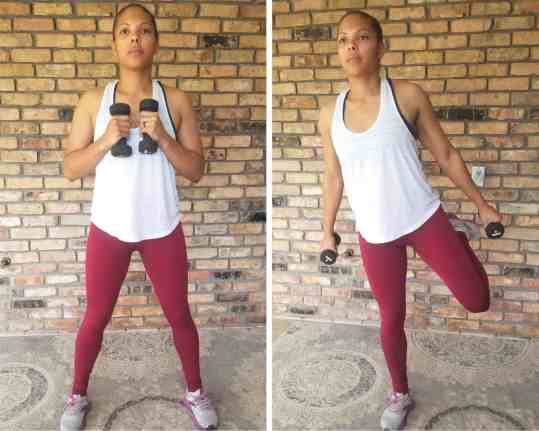 Hamstring Curls - Need Some EMOM Workout Ideas? Try this EMOM Dumbbell Routine