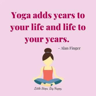 Cute Yoga Quotes