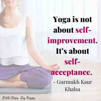 Yoga Quote About Strength