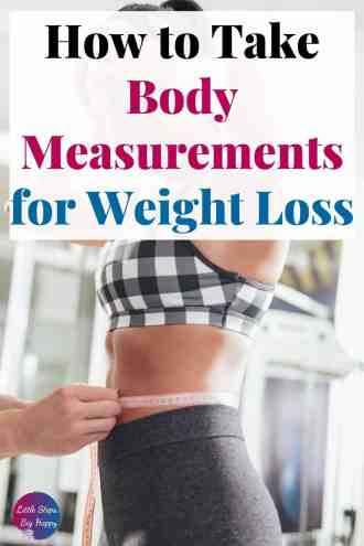 How to Take Body Measurements for Weight Loss