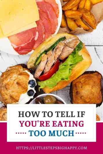 Overeating vs. Satisfied: How to Tell if You're Eating Too Much