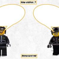 Good cop/bad cop source analysis.