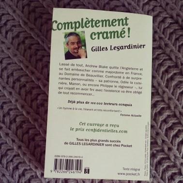"""Résumé de """"Complètement cramé"""" de Gilles Legardinier"""