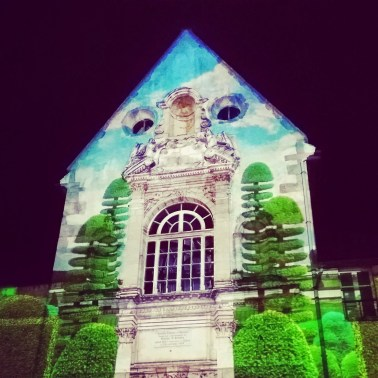 La chapelle de la place Ziem, aux couleurs du 17ème siècle