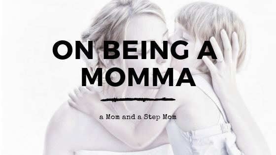 On Being a Mother (of two charming boys), my most favorite role.