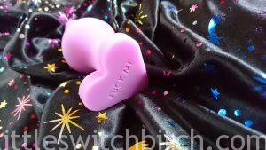 Naughtier Candy Heart Plug