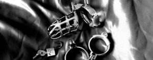 Impound Gladiator Chastity Cock Cage