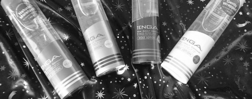 TENGA Hole Lotions - A Comparative Review.