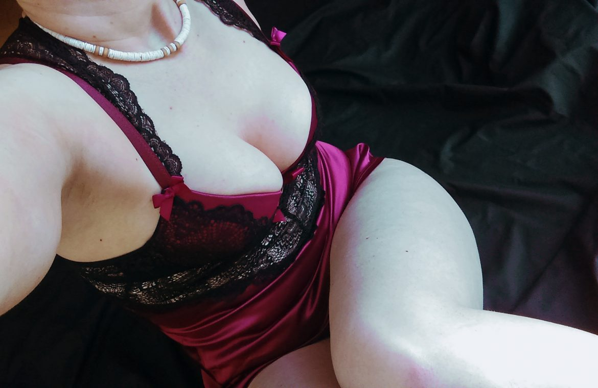 Satin and Lace - Sinful Sunday #348