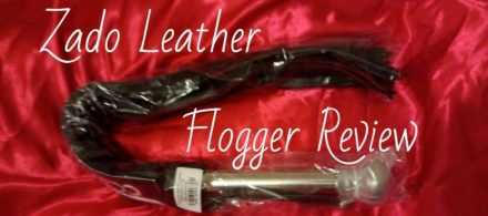 ZADO Leather Flogger