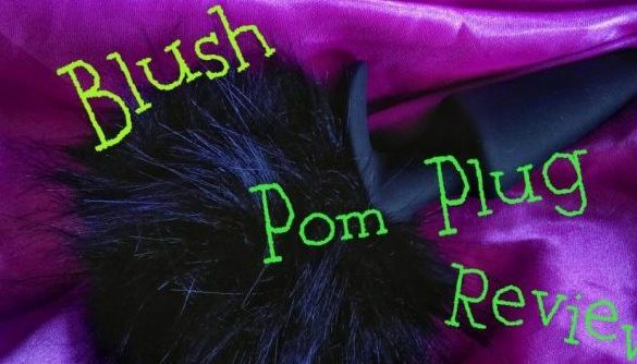 Blush Novelties Pom Plug