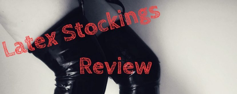Review: Chlorinated Latex Stockings