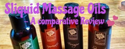 Sliquid Massage Oil