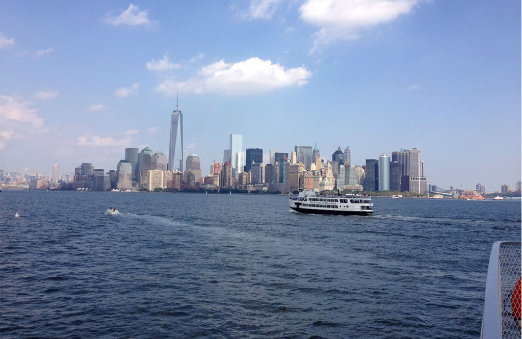 Voyage, mes incontournables pour visiter new-york, skyline