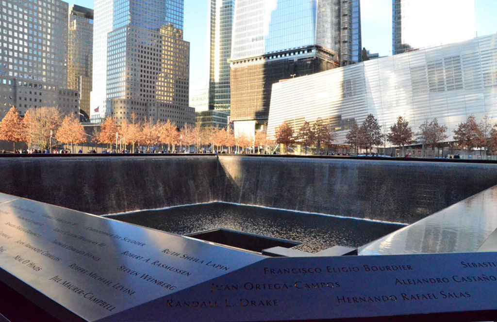 Voyage, mes incontournables pour visiter new-york, ground zero, 11th