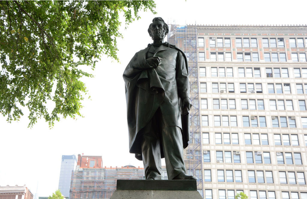 Voyage, mes incontournables pour visiter new-york, union square, Abraham Lincoln