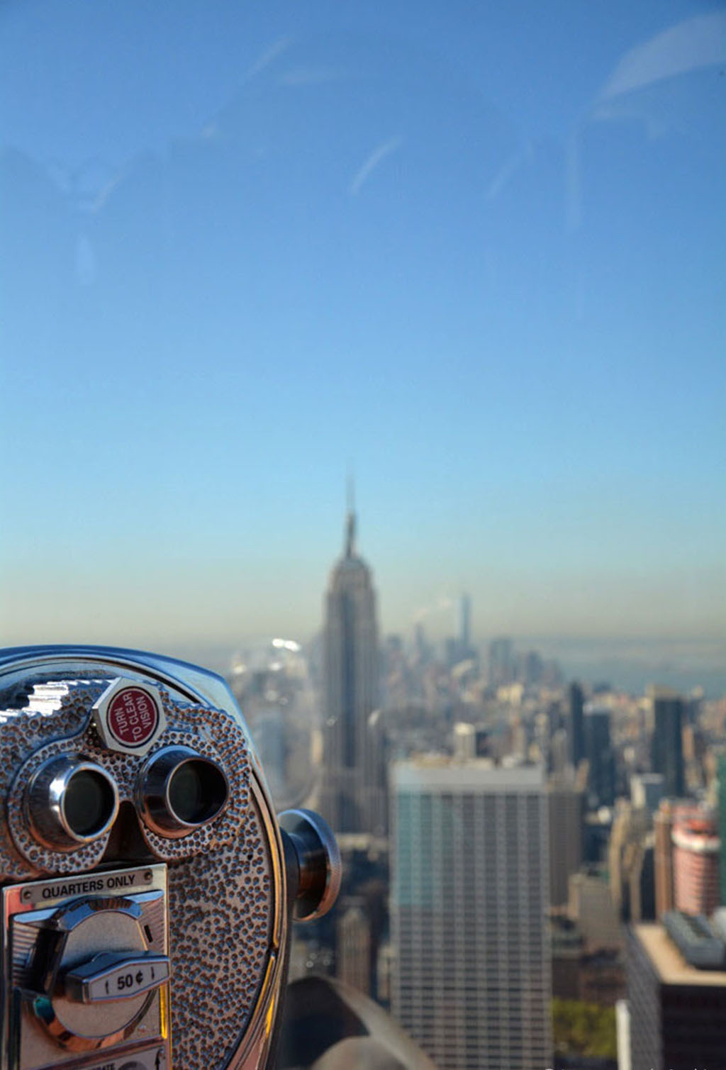Voyage, mes incontournables pour visiter new-york, rockefeller center, top of the rock, empire state building