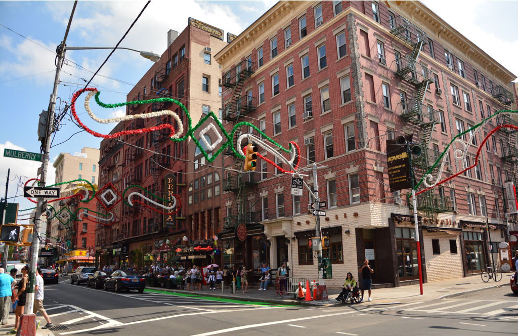 Voyage, mes incontournables pour visiter new-york, little Italy