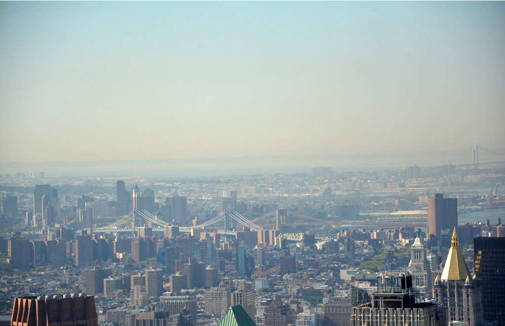 Voyage, mes incontournables pour visiter new-york, rockefeller center, top of the rock