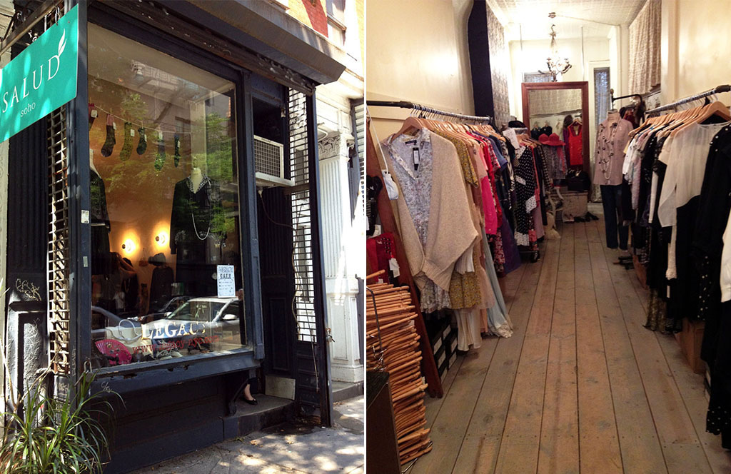 Voyage, mes incontournables pour visiter new-york, shopping soho, boutiques