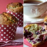 Recette simple et gourmande de muffins aux fruits rouge. Idéale pour une pause thé