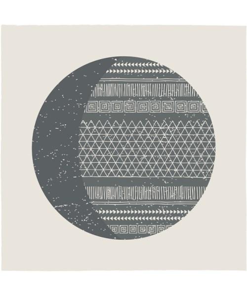 Lunar Eclipse limited edition print by Amber Barkley