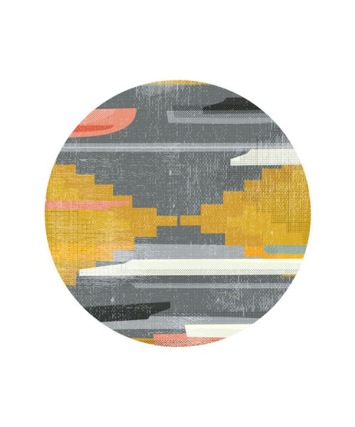 Woven Pieces 1 by Oh So Suite