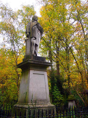 abneypark-statue