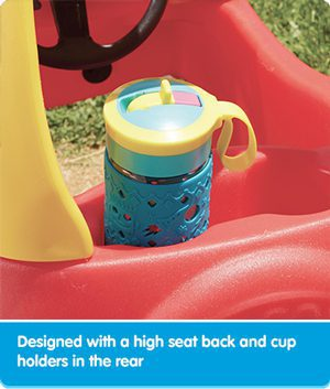 Cozy Coupe Cup Holder