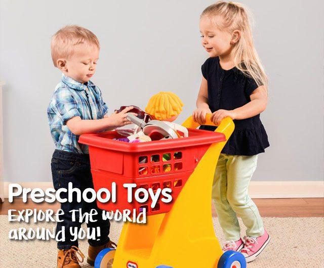 Preschool Toys Little Tikes