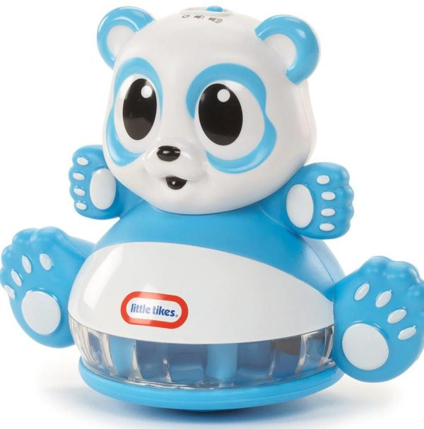 Little Tikes Wobblin Lights Panda Side