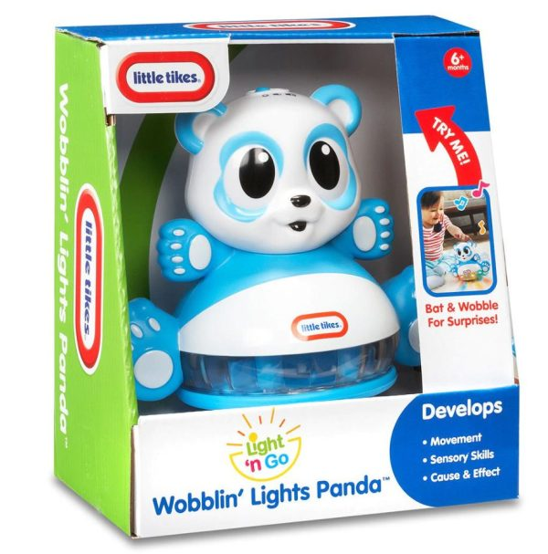 Little Tikes Wobblin Lights Panda Pack