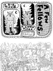 comic journal 8