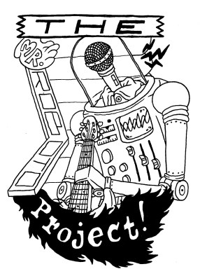 Mr. Roboto Project Logo3 2011