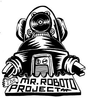 Mr. Roboto Project Logo2 2011